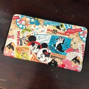 Disney Parks Wallet